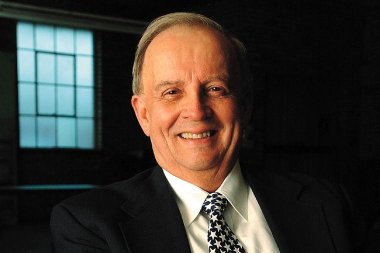 Glen W Warner portrait 2008